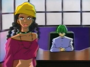 Yu-Gi-Oh! First Series - Episode 017
