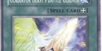 Gladiator Beast's Battle Gladius
