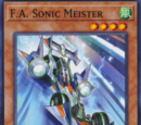 F.A. Sonic Meister