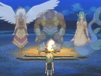 Yu-Gi-Oh! - Episode 156