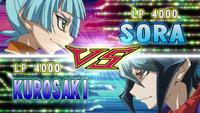 Shun VS Sora