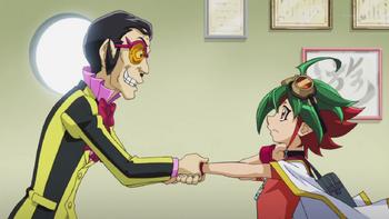 Yu-Gi-Oh! ARC-V - Episode 015