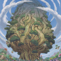 Naturia Sacred Tree Art