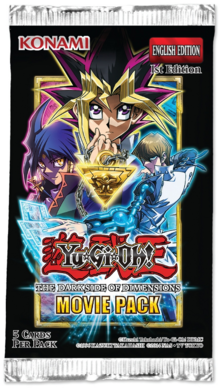 Yu-Gi-Oh! The Dark Side of Dimensions Movie Pack