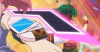Yuzu's Duel Disk