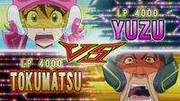 Yuzu VS Chojiro
