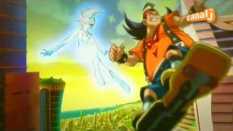Yu-Gi-Oh ! Zexal - Opening FR