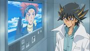 5Dx152 Yusei and Crow