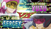 Yuzu VS Sergey