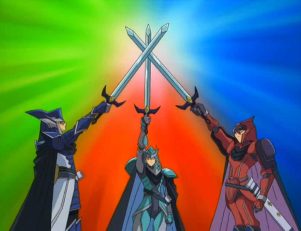 Image result for yugioh legendary knights