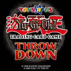 """Toys """"R"""" Us Throwdown promotional cards"""