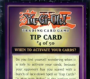 When to activate your cards?