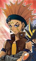 Crow manga portal