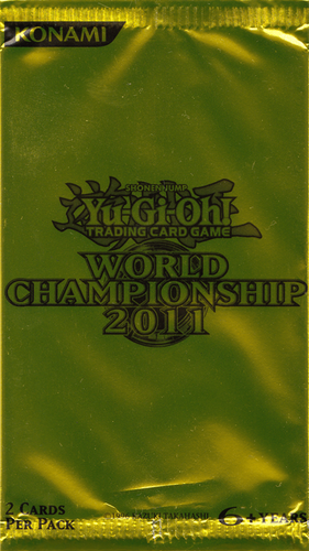 World Championship 2011 Card Pack