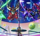 Four Dimension Dragons