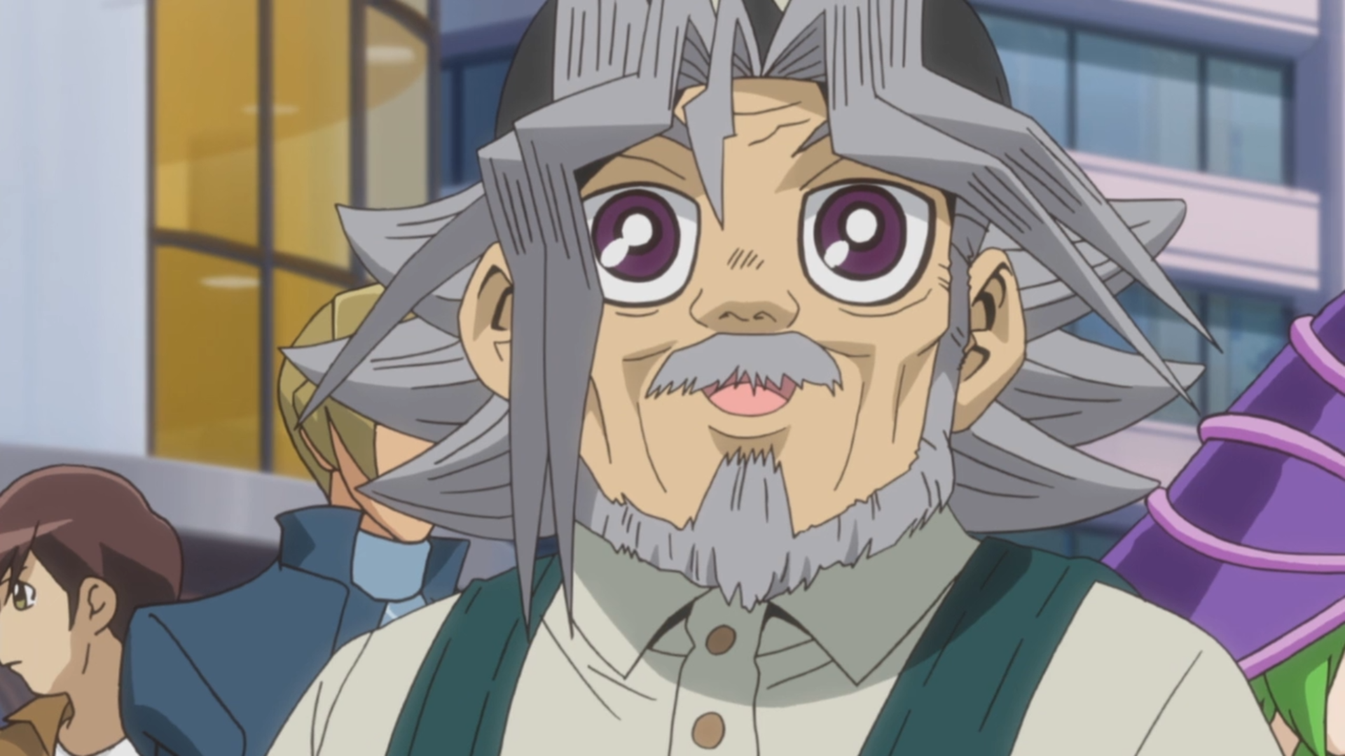 Solomon Muto Yu Gi Oh Fandom Powered By Wikia
