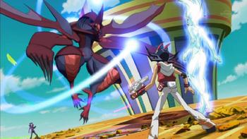Yu-Gi-Oh! ZEXAL - Episode 061