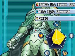 Raiza the Storm Monarch-WC10