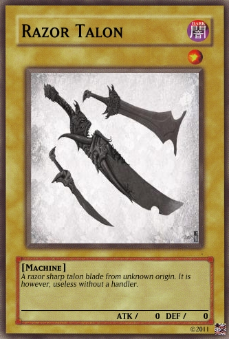 Razor Talon