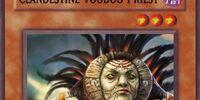 Clandestine Voodoo Priest
