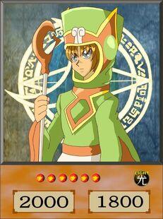 Light Magician Boy dubbed anime