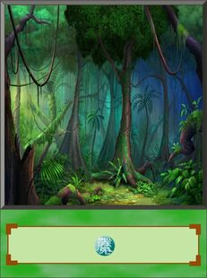 Mystical Forest dubbed anime