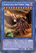 (02) U.C. Beast-Warrior- Tzeral