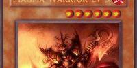 Magma Warrior LV 5