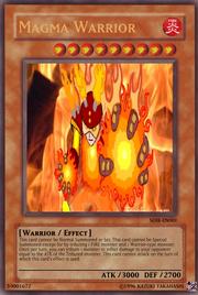 Magma Warrior