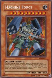 Machine Force