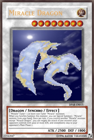 Miracle Dragon