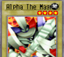 Alpha the Magnet Warrior