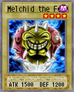 Melchid the Four-Face Beast 2004