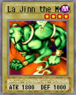 La Jinn the Mystical Genie of the Lamp 2004