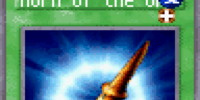 Horn of the Unicorn