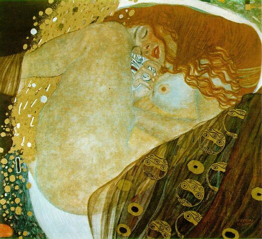 File:Gustav Klimt - Danae.jpg