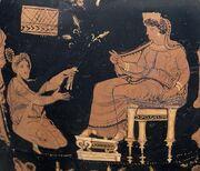 Eleusinian hydria Antikensammlung