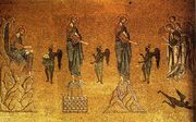 Temptations of Christ (San Marco)