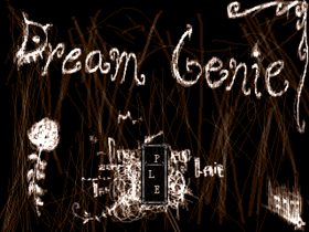 DreamGenieTitleScreen
