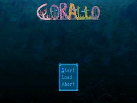 CoralloTitleScreen