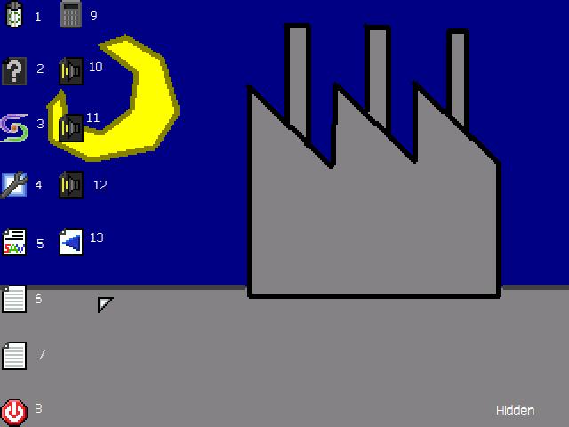Witoru computer screen R.4F