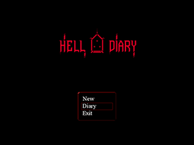 Hell Diary Title
