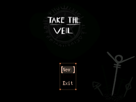 TakeTheVeilTitleScreen