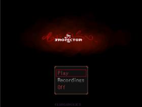 ProjectorTitleScreen