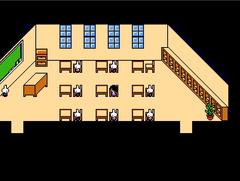 Bunny classroom