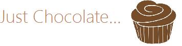Just chocolate logo