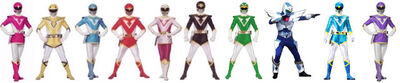 Flight Squad Rangers