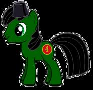 Peter Sam pony