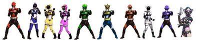 Unoffical Rangers