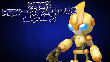Yuna's Princess Adventure Season 3 poster